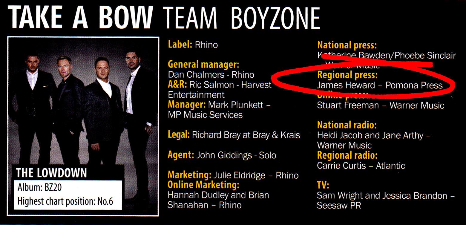 8 Boyzone BZ20_Pomona regionla press campaign