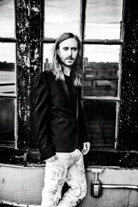 David Guetta, pic, 2014.